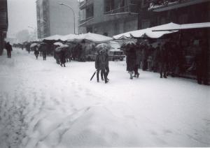 Mercato viale Marche 1985