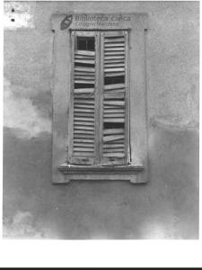 Finestra facciata settentrionale (1990)
