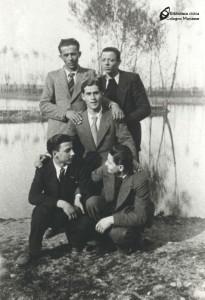 Domenica 16 maggio 1937, i colognesi al lago Tana