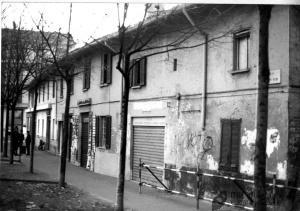 """La """"curt del Boia"""" 1970-1980"""