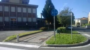 Via Asti adesso IV A Scuola primaria Arcimboldo Pacchetto scuola 2014/15