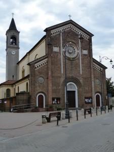 Chiesa San MaurizioV C Scuola primaria Foscolo Pacchetto scuola 2014/15