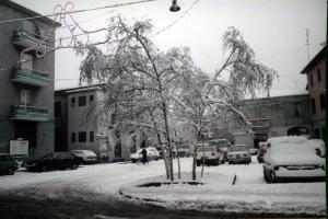 piazza XI febbraio 1986