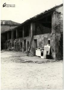 Scorcio di una cascina colognese (anni '60 '70)