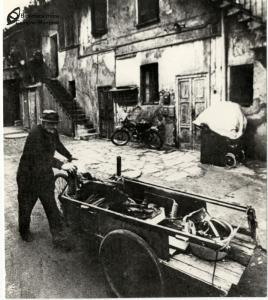 Strascée, il robivecchi (anni '60)