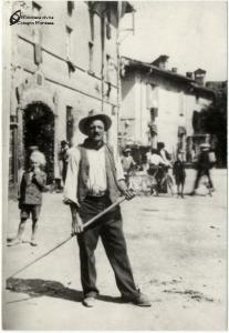 Clemente Erba, lo stradino (anni '30 '40)