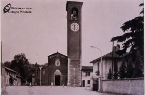 Chiesa di S. Giuliano in piazza S. Matteo (1995)
