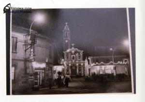 Antica chiesa dei SS. Marco e Gregorio in piazza XI Febbraio (anni '60)