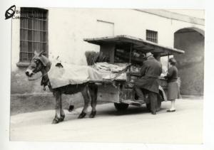 Venditore ambulante (anni '70)