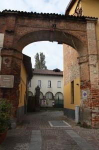 Ingresso Palazzo SormaniIII B ArcimboldoPacchetto scuola 2014/15